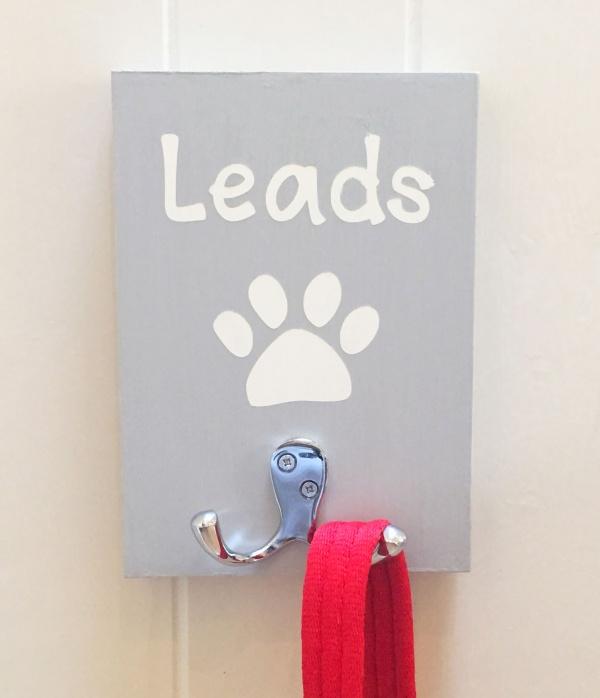 Dog Lead Holder - Leads
