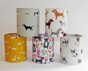 Dog Lanterns