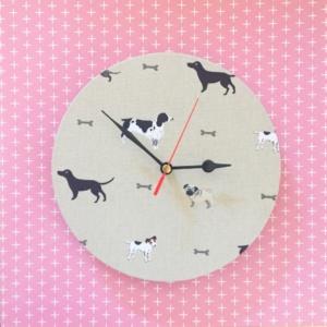 Dog Wall Clocks